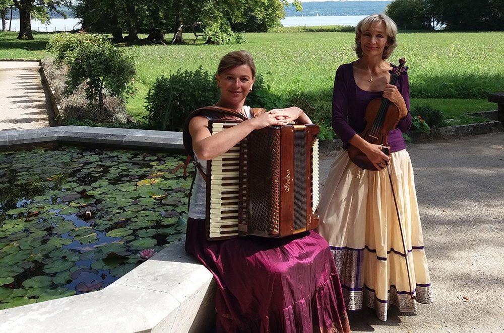 Duo Amourette - Akkordeonstudio Brigitte Vockinger
