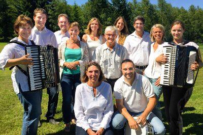 Akkordeonensemble Diskanto - Akkordeonstudio Brigitte Vockinger