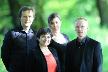 Anahit Abgarjan Quartett - Akkordeonstudio Brigitte Vockinger
